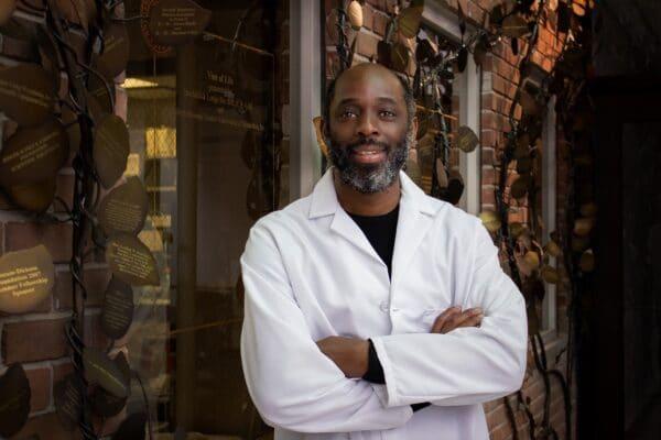 Ademuyiwa Aromolaran, Ph.D, FHRS. FAHA